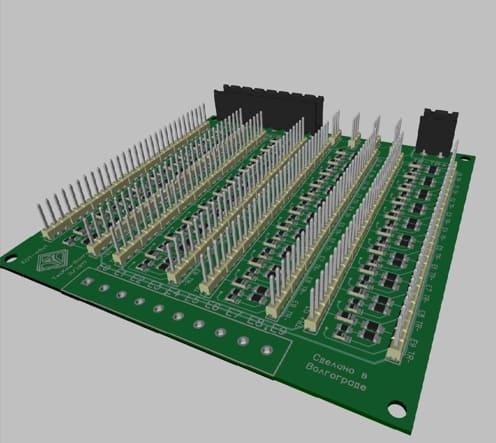 Прибор эмуляции EDT-40V1